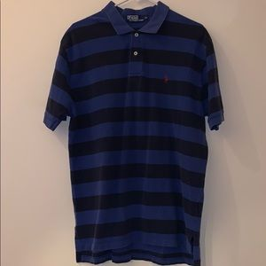 Men's Polo Ralph Lauren classic polo rugby blue